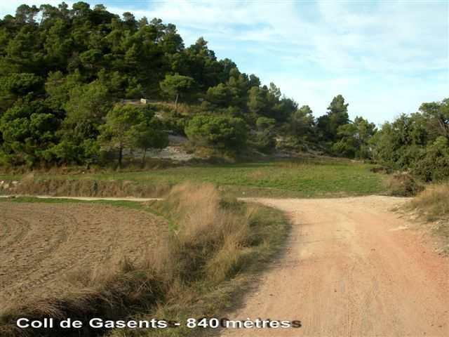 Coll de Gasents - ES-B-0844
