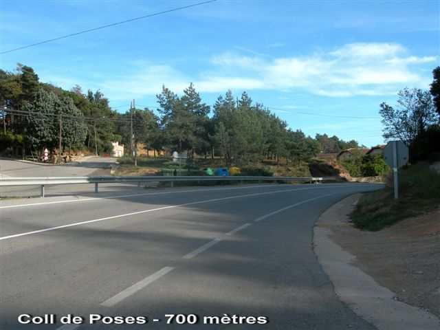 Coll de Poses - ES-B-0700