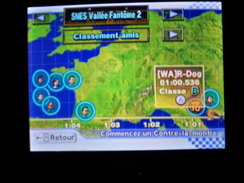 [Mario Kart Wii] Chrono Sur SNES Vallée fantome 2 091026053640491574720185