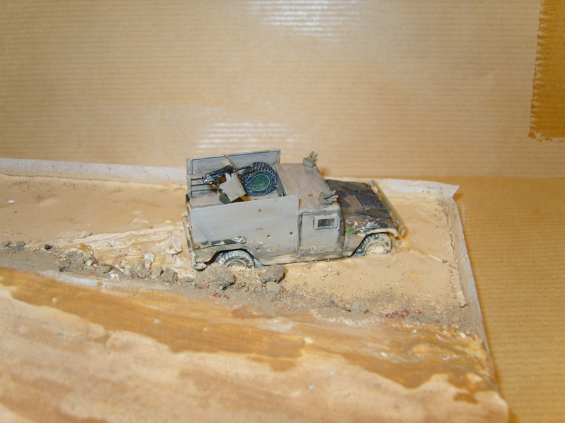 "Projet ""retouche"" Hummer 1/72 091026092209588624721943"