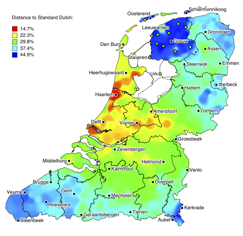 De grote verschillen tussen : Frans Vlaams & Vlaams en Nederlands - Pagina 2 091028052655440054734552