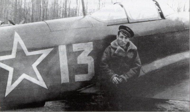 le Yak-9 de Robert Iribarne 091101102900534314765450