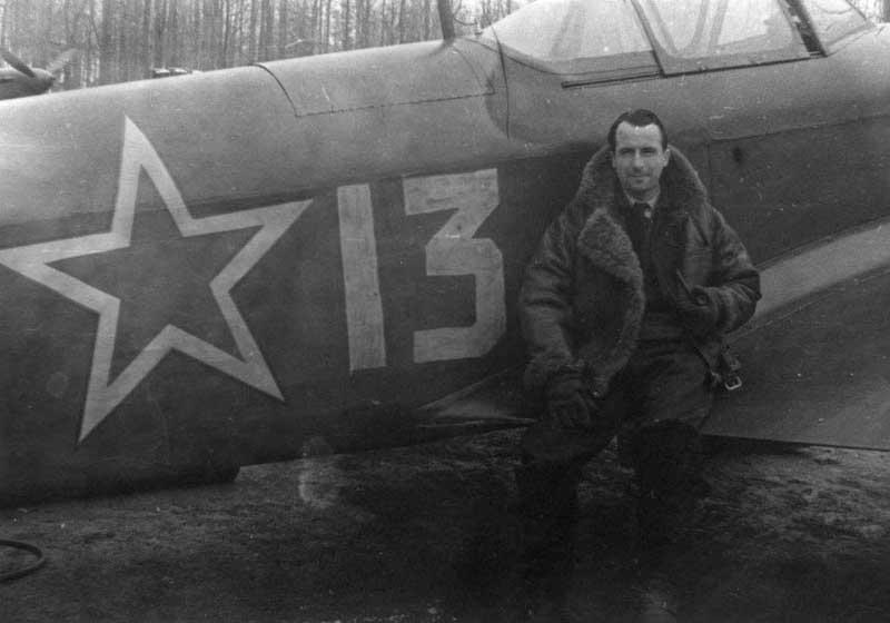 le Yak-9 de Robert Iribarne 091101102900534314765451