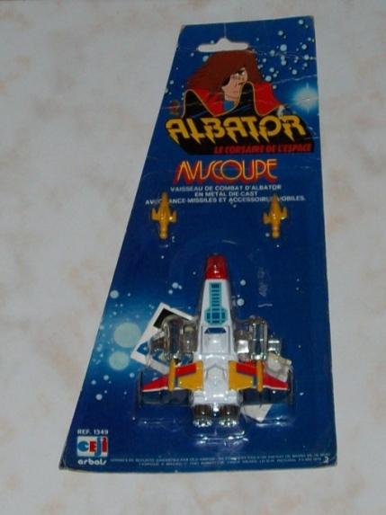 ALBATOR : les jouets vintage (CEJI, Orli etc...) 091102022427668844768565