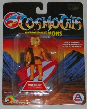 COSMOCATS / Thundercats (Ljn) 1985-1987 091102105614668844772799