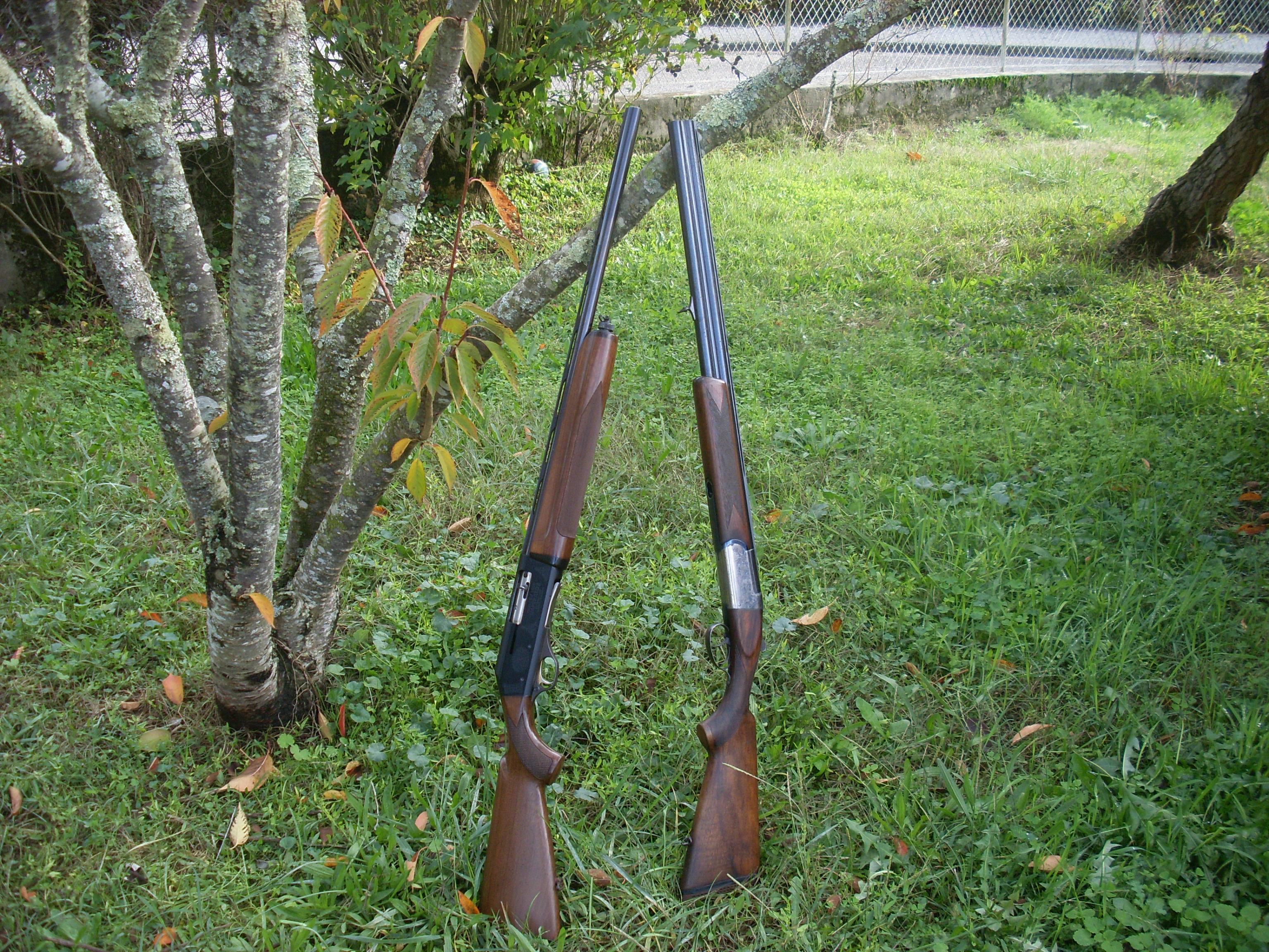 fusil VERNEY CARON et FABARM