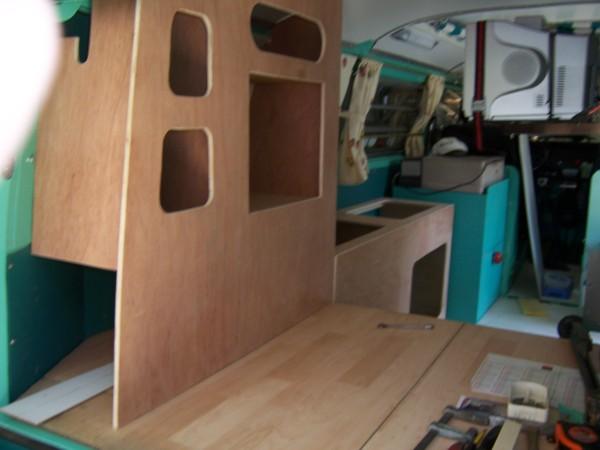 Hervorragend VW-Camper.fr • Afficher le sujet - Adaptation interieur DZ44