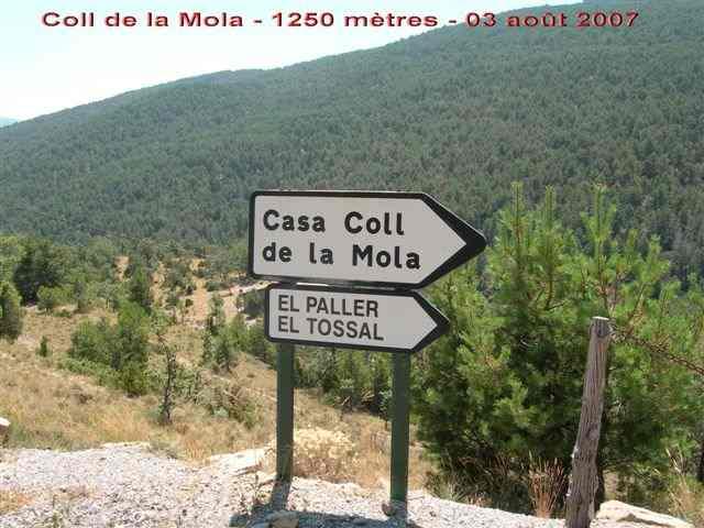Coll de Mola - ES-L-1250e