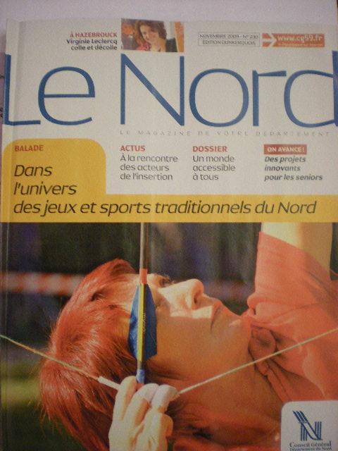 Het tijdschrift van het Département du Nord 091110103043440054829964