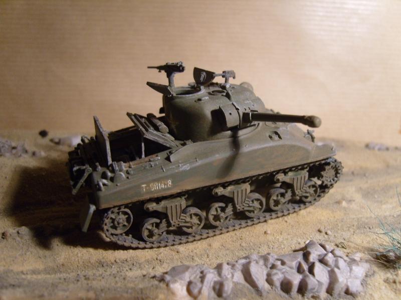 Sherman 1/72 ESCI 091113104801588624854084