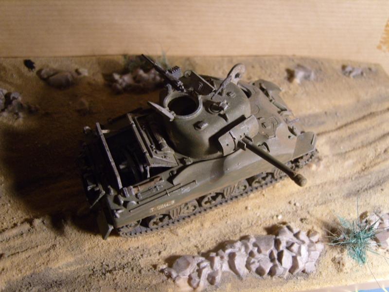 Sherman 1/72 ESCI 091113104820588624854085