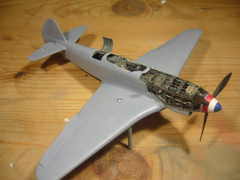le Yak-9 de Robert Iribarne 091116101601534314876388