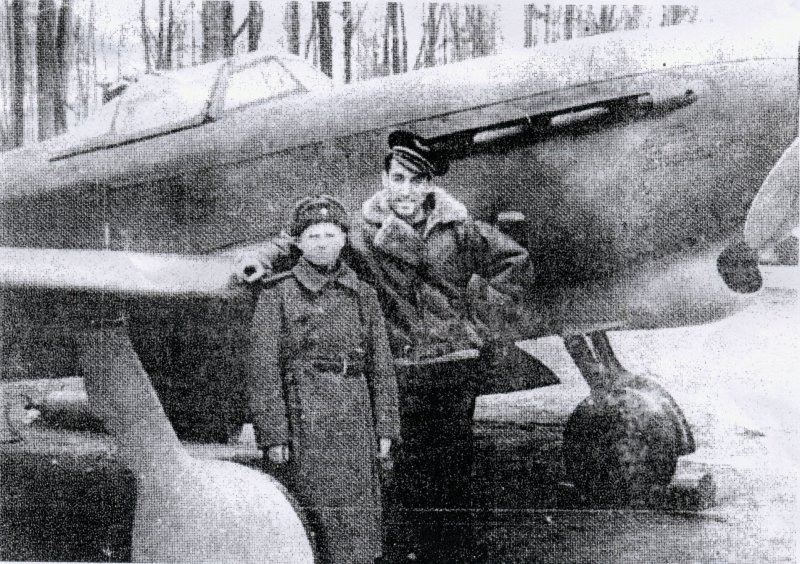 le Yak-9 de Robert Iribarne 091117095954534314883226