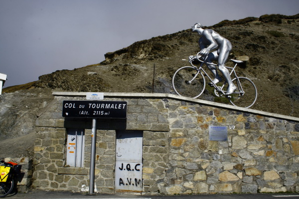 viree08 CEarudy - col du Tourmalet 5000