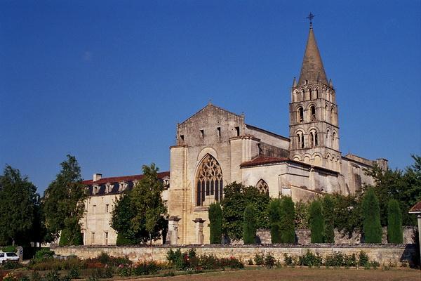 viree09 CEcognac - 2 Bassac 8700 abbaye