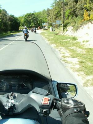 viree06 ECT - Sur route 129