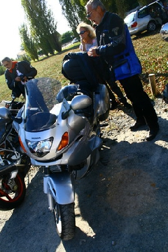 viree07 CEniort - moto CE 07 5773 Coulon sevre niortaise