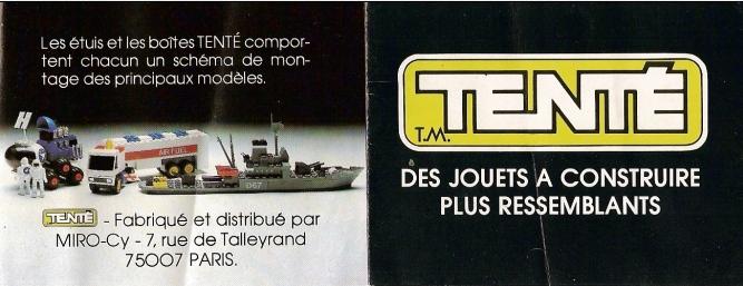 TENTE - le Lego espagnol 091119115238668844898114