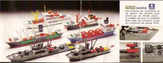 TENTE - le Lego espagnol 091119115238668844898116