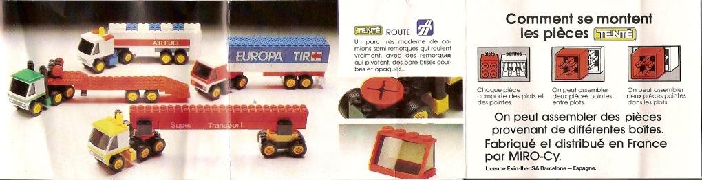TENTE - le Lego espagnol 091119115238668844898117