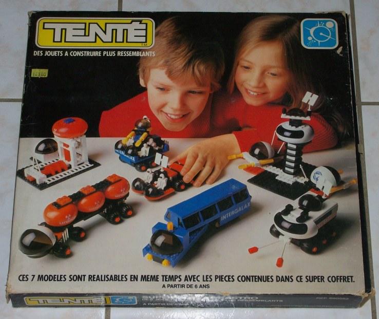 TENTE - le Lego espagnol 091119115628668844898147