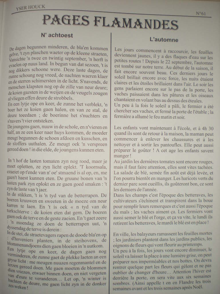 Frans-Vlaamse en oude Standaardnederlandse teksten en inscripties - Pagina 4 091124122411440054927006