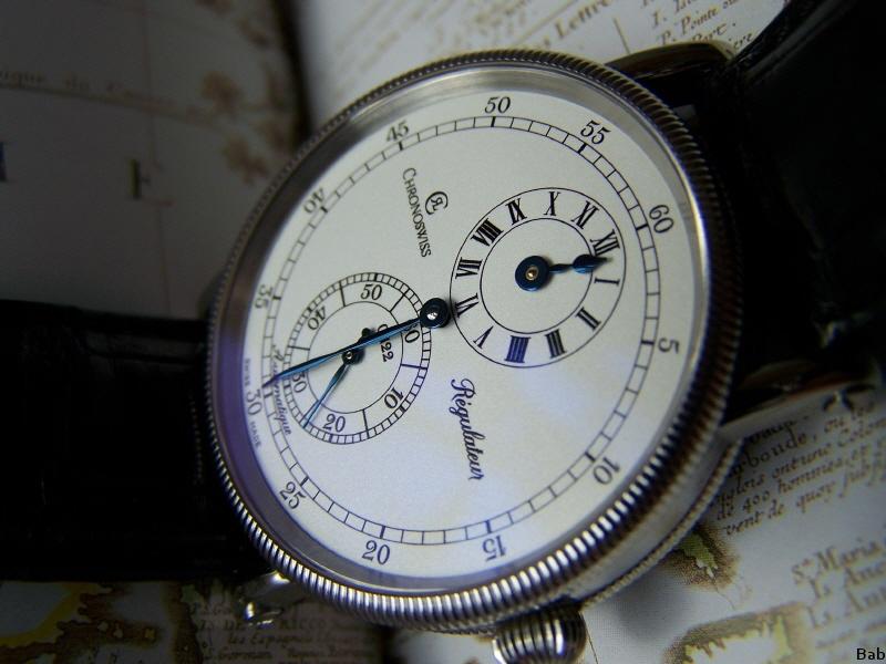 Feu de vos montres à aiguilles bleues 091128073528486944952985