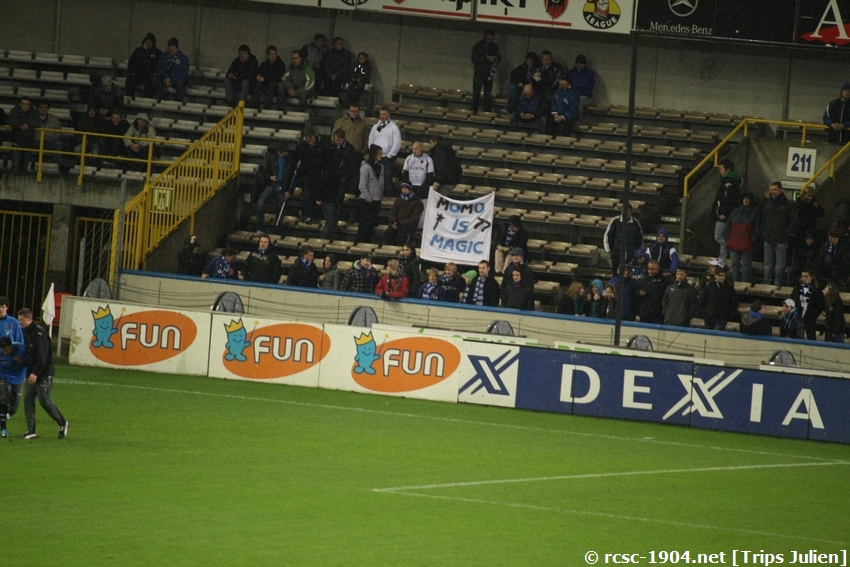 F.C.Bruges - R.Charleroi.S.C [Photos][1-0] 091129014631533124954539