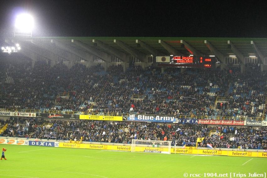 F.C.Bruges - R.Charleroi.S.C [Photos][1-0] 091129014651533124954541