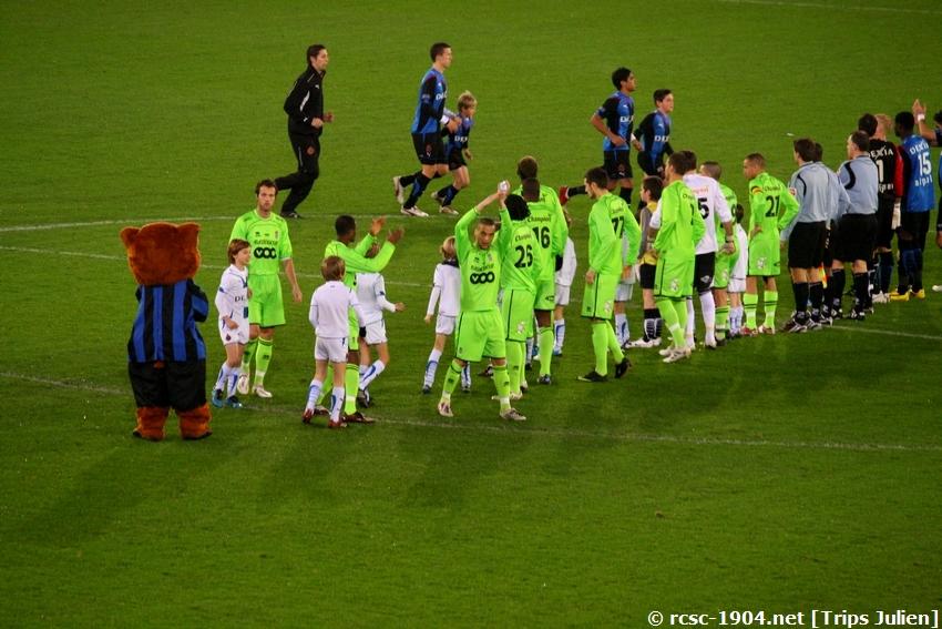 F.C.Bruges - R.Charleroi.S.C [Photos][1-0] 091129014805533124954546