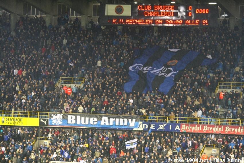 F.C.Bruges - R.Charleroi.S.C [Photos][1-0] 091129014858533124954551