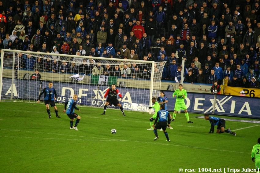 F.C.Bruges - R.Charleroi.S.C [Photos][1-0] 091129015038533124954556