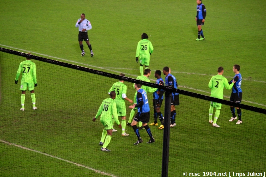 F.C.Bruges - R.Charleroi.S.C [Photos][1-0] 091129015151533124954561