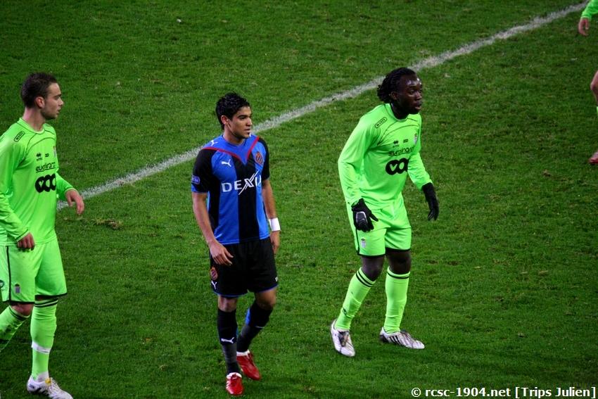 F.C.Bruges - R.Charleroi.S.C [Photos][1-0] 091129015239533124954564