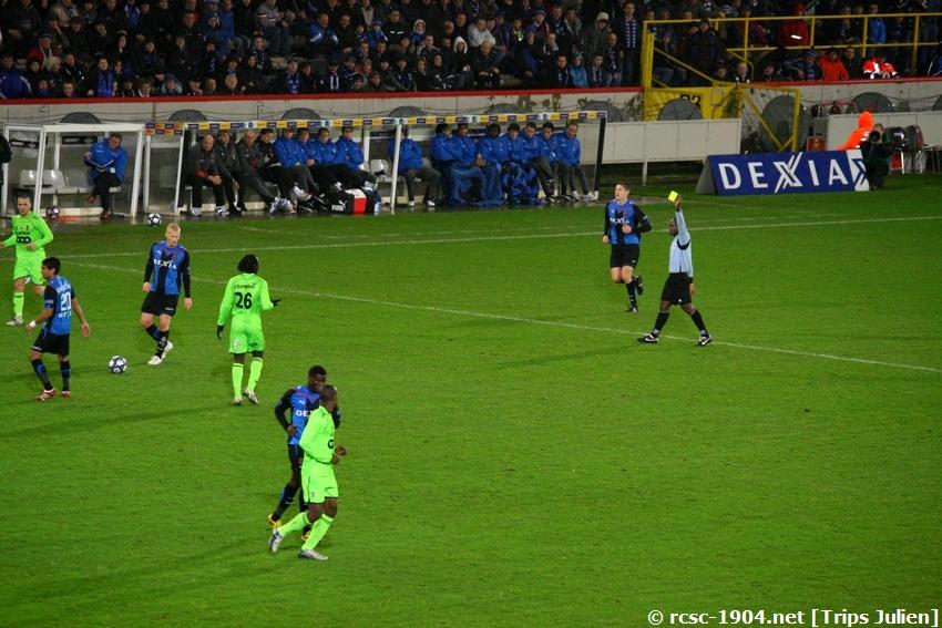 F.C.Bruges - R.Charleroi.S.C [Photos][1-0] 091129015254533124954565