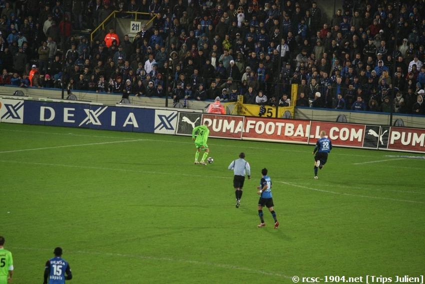 F.C.Bruges - R.Charleroi.S.C [Photos][1-0] 091129015425533124954589