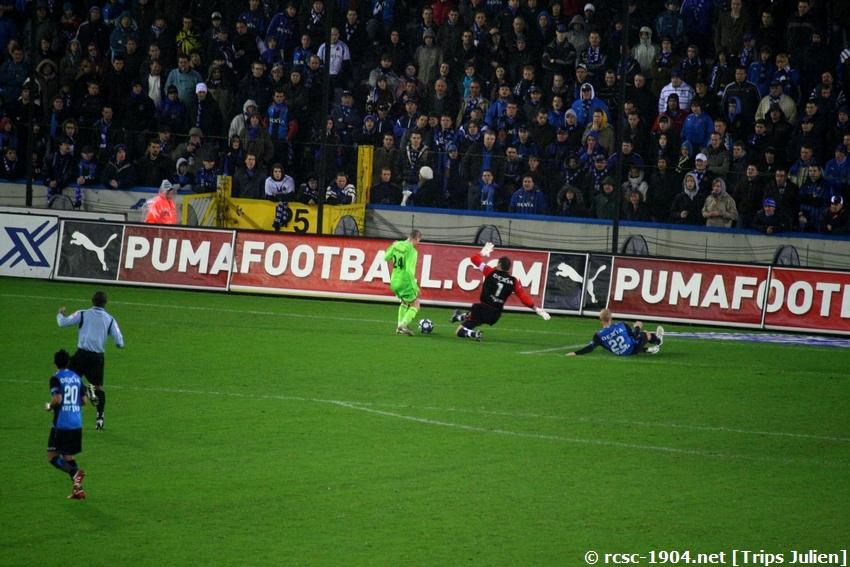 F.C.Bruges - R.Charleroi.S.C [Photos][1-0] 091129015441533124954590