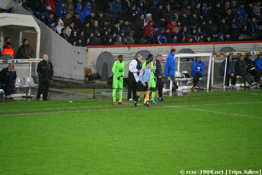 F.C.Bruges - R.Charleroi.S.C [Photos][1-0] 091129020012533124954620