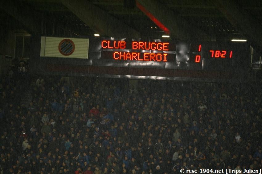 F.C.Bruges - R.Charleroi.S.C [Photos][1-0] 091129020413533124954632