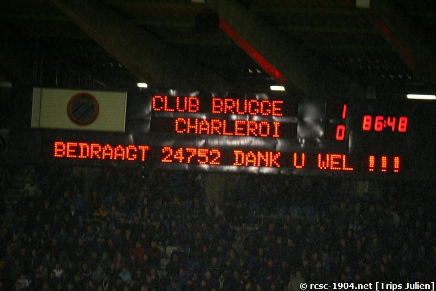F.C.Bruges - R.Charleroi.S.C [Photos][1-0] 091129020506533124954636