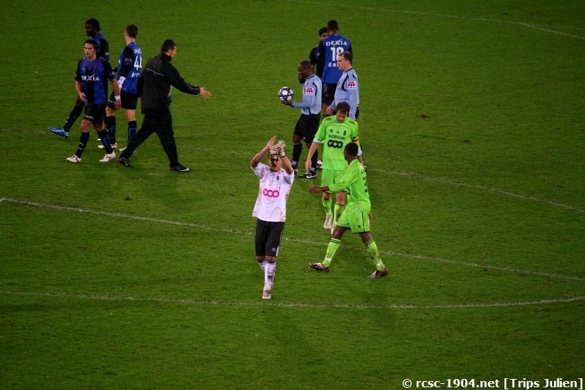 F.C.Bruges - R.Charleroi.S.C [Photos][1-0] 091129020811533124954652