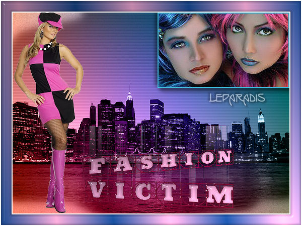 Fashion Victim (avec tuto) 09113007095815034964591