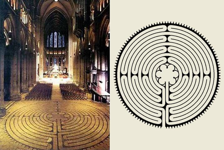 Le labyrinthe 091201061611385004969884