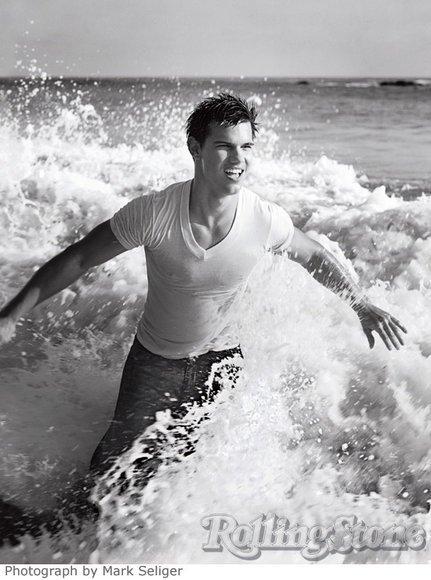 RollingStone Magazine 2009 [Taylor Lautner] 091202094708887484972596
