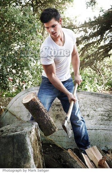 RollingStone Magazine 2009 [Taylor Lautner] 091202094709887484972601