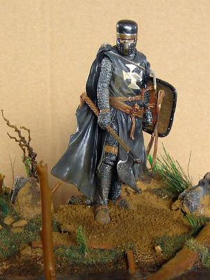 2° .Chevalier Hospitalier , ou Sergent Teutonique - Page 3 091203042545593214980984