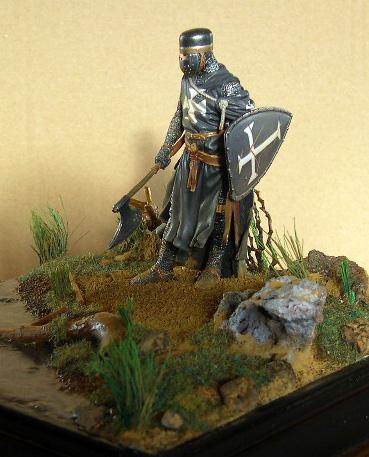 2° .Chevalier Hospitalier , ou Sergent Teutonique - Page 3 091203042549593214980987