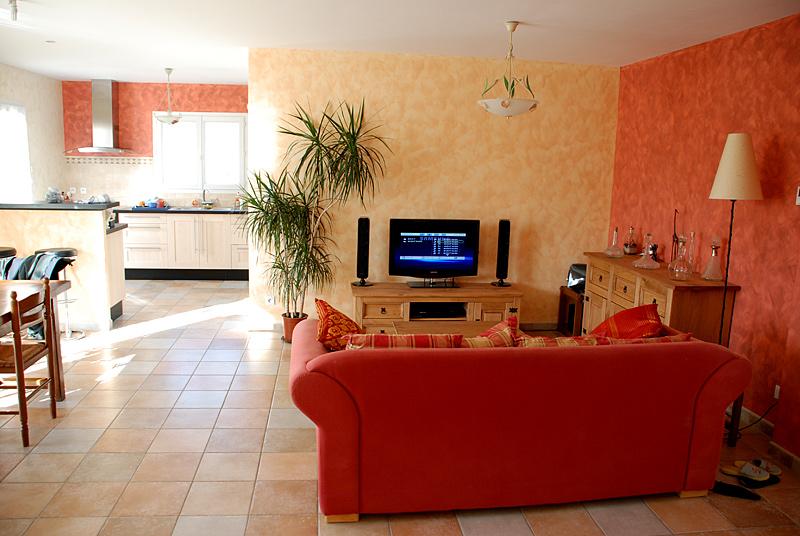 enduit effet sabl compatible avec julien j6 43. Black Bedroom Furniture Sets. Home Design Ideas