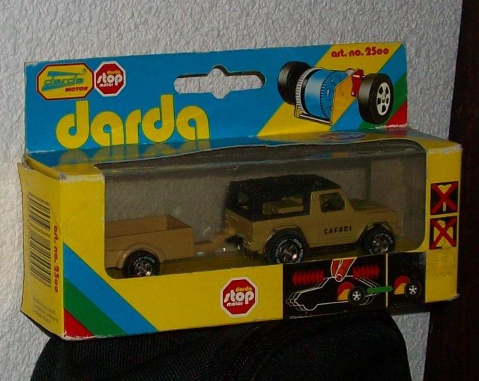 DARDA, les voitures à friction 091206110622668845007336