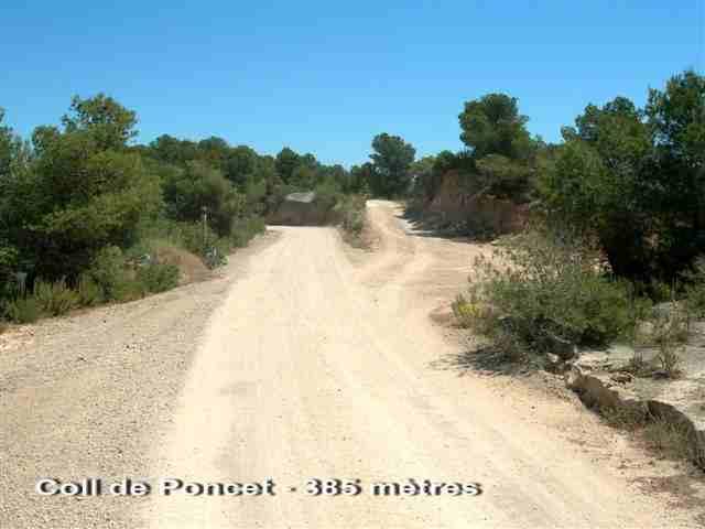 Coll del Poncet - ES-T-0385a
